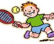 Journée d'initiation au tennis le 18 avril 2015